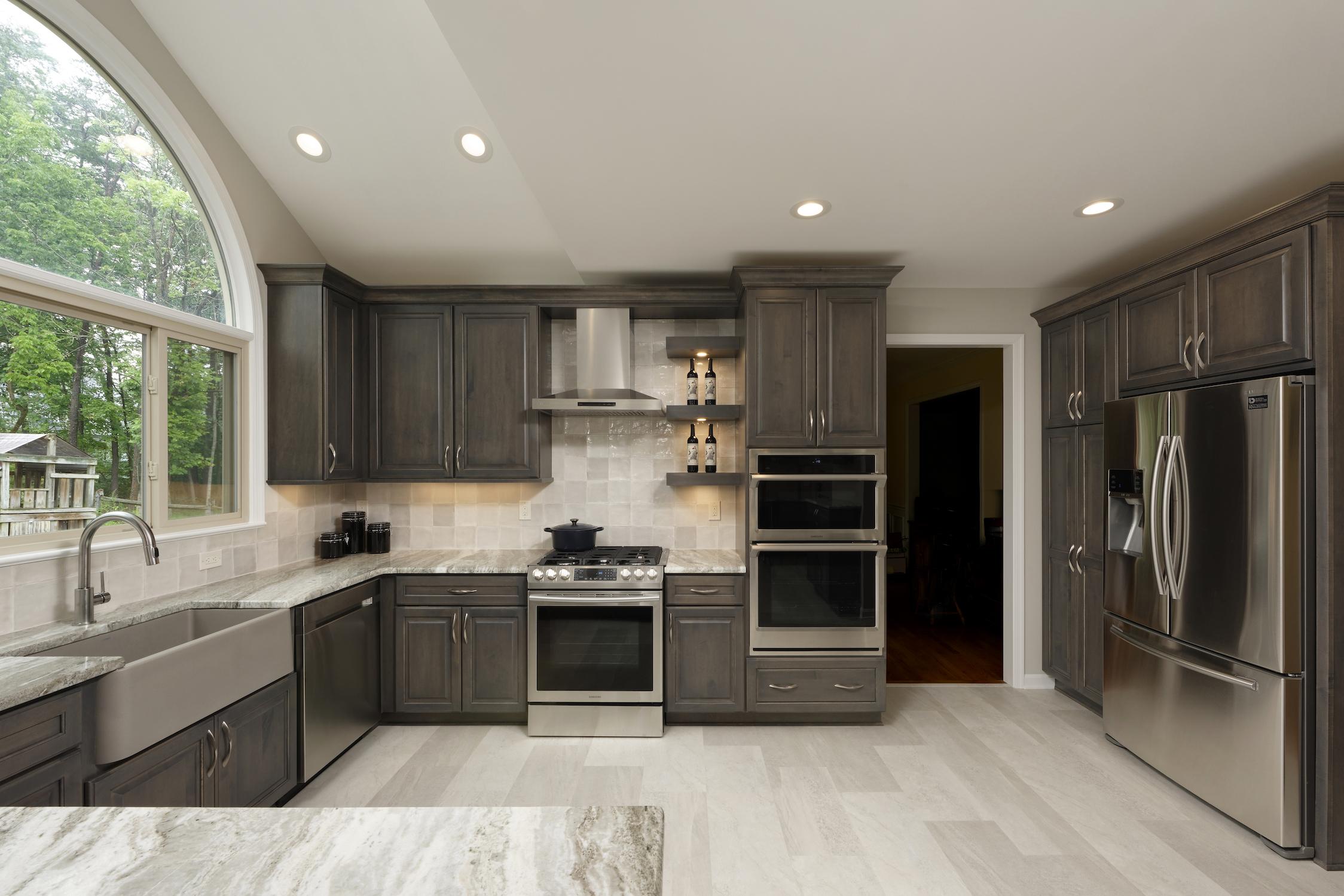 Centreville Virginia Kitchen Remodel