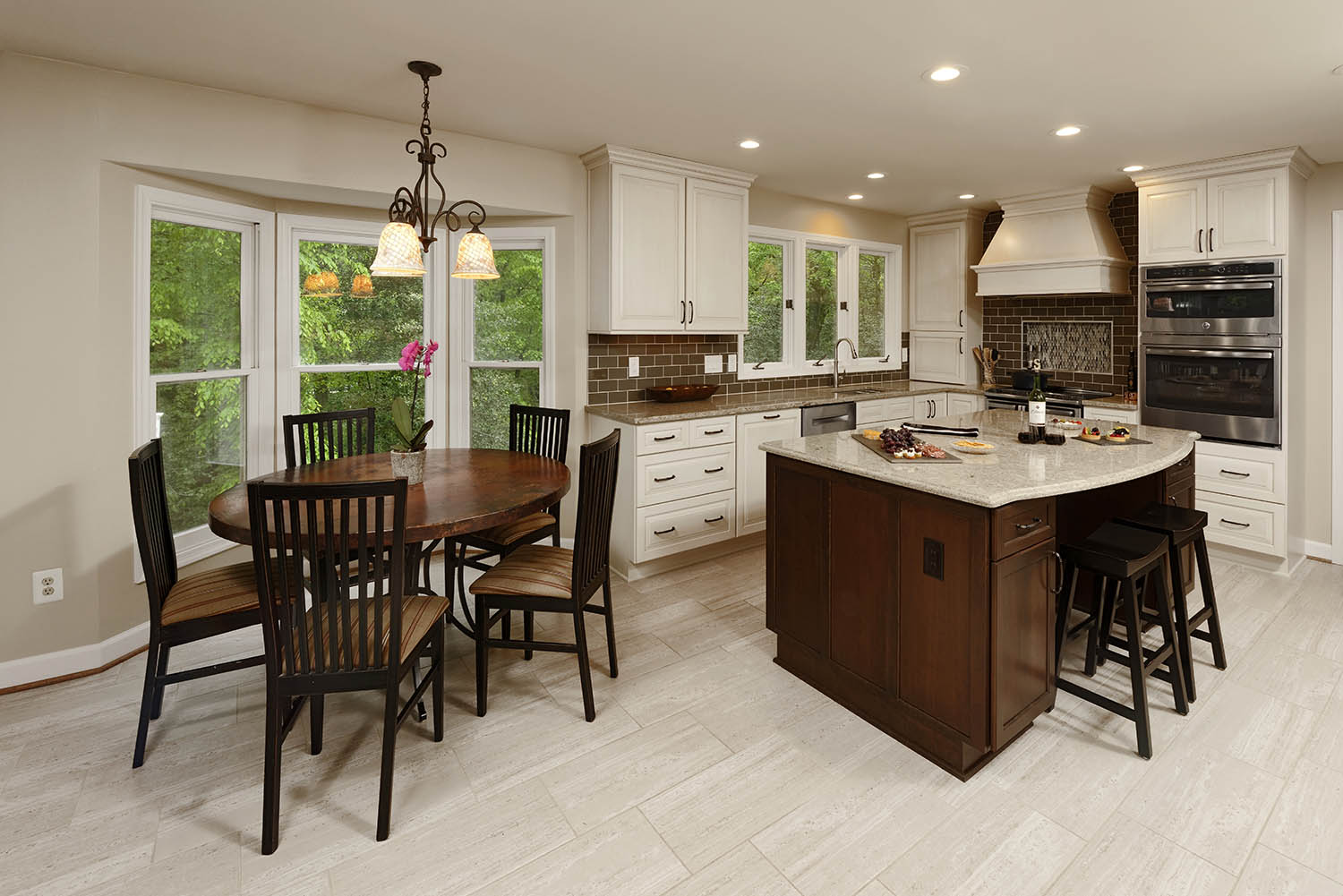 Annandale Virginia Kitchen Remodel